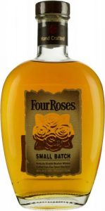 Four Roses Small Batch Bottle